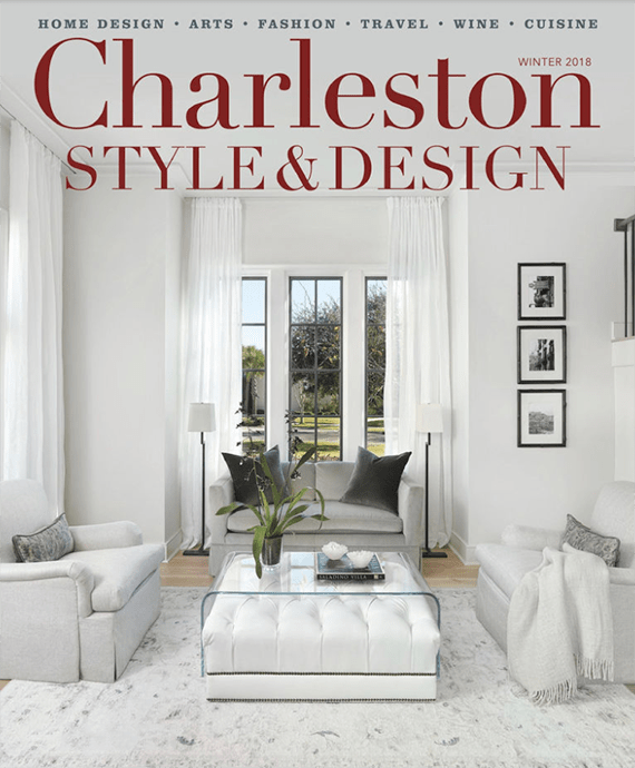 Charleston Style & Design Winter 2018-min