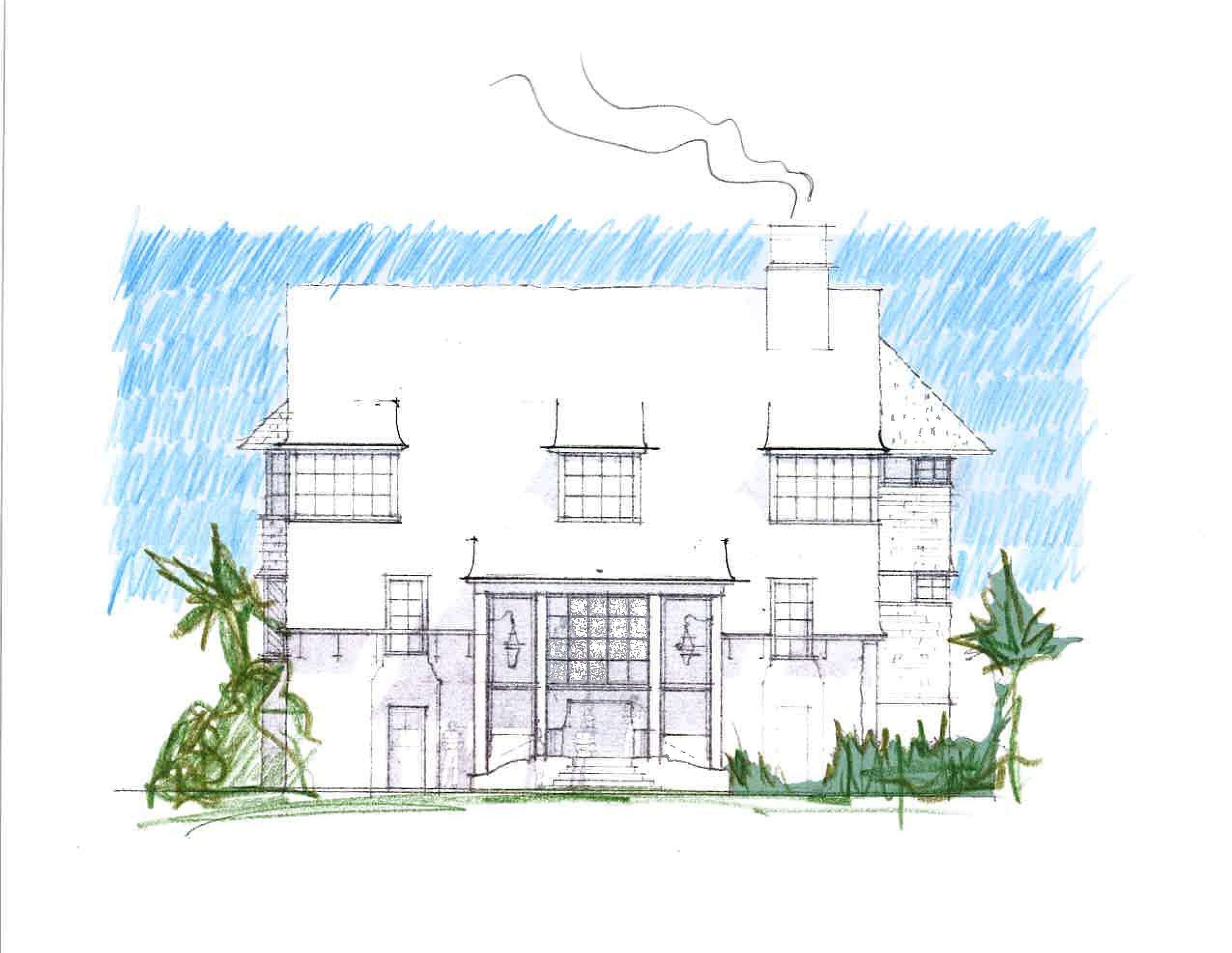 1. Estuary Sketch-min